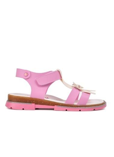 Şiringenç 210104 Sedef Comfort Kız Çocuk Sandalet Pembe